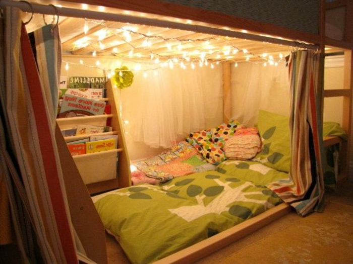 Girls Double Bed Frame