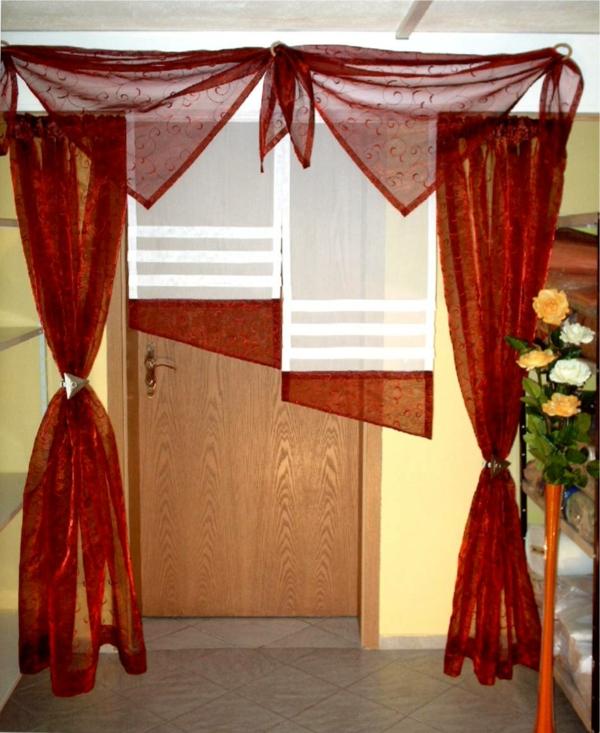 Gardinen Deko Wohnzimmer Modern Rot Wir Hoffen Dass Sie Unsere 37 Gardinendekoration Beispiele
