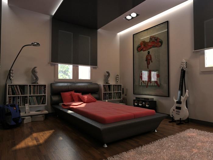 modernes-luxuriöses-jungenzimmer-einrichten