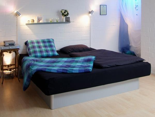 Wasserbett design  Moderne Wasserbetten wirken schick und machen Spaß! - Archzine.net