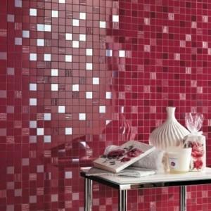 Bad mit Mosaikfliesen - 34 interessante Ideen