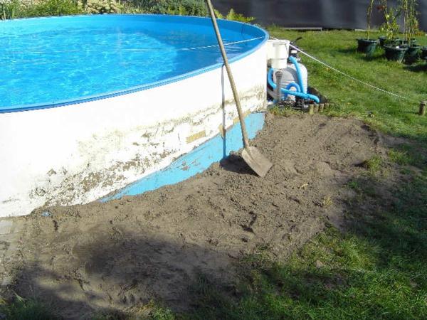Garten Pool Selber Bauen U2013 Eine Gute Entscheidung Für Ihres Haus!