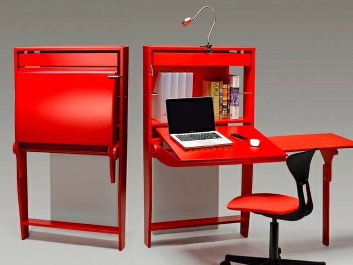 rote-platzsparende-möbel-interessante-ideen-für-diy