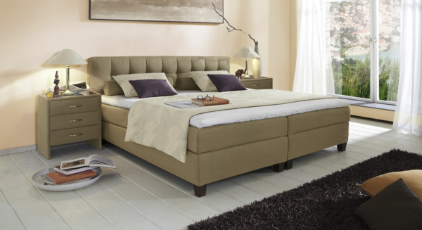 schöner wohnen farbe schlafzimmer – progo, Attraktive mobel