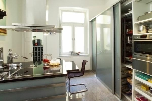 Gleittüren selber bauen - die Wohnung modern gestalten