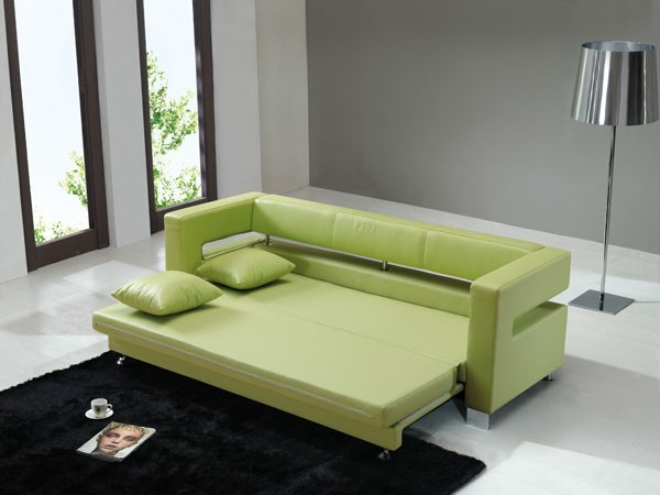 schlafsofa-ikea-hell-grün - super schöne fenster