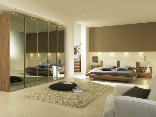 schlafzimmer wandfarbe taupe inspiration. Black Bedroom Furniture Sets. Home Design Ideas