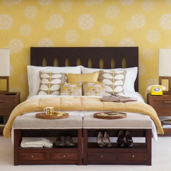 Die Wunderschöne Und Effektvolle Wandfarbe Petrol: 30 Atemberaubende Schlafzimmer Farbideen