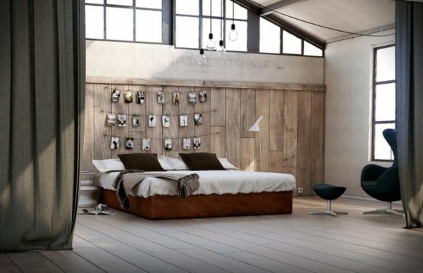 Uberlegen Schlafzimmerwand Gestalten U2013 40 Wunderschöne Vorschläge! | Schlafzimmer ...