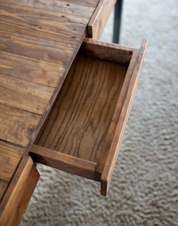 Schreibtisch selber bauen  Buztic.com | sekretär schreibtisch selber bauen ~ Design ...
