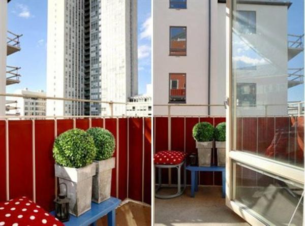 seitensichtschutz-für-balkon-zwei-bilder-gestaltung-in-rot