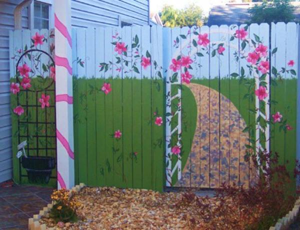 30 kreative ideen für selbstgemachte gartendeko - archzine, Garten und erstellen