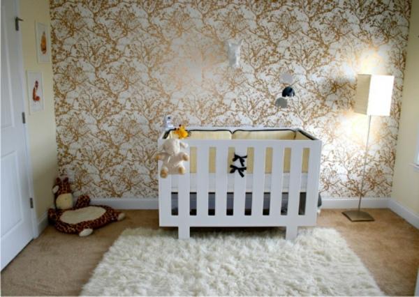 Babyzimmer Beige Wei Ziakiacom. Teppich Rund Babyzimmer Beige Grn,  Wohnzimmer Design