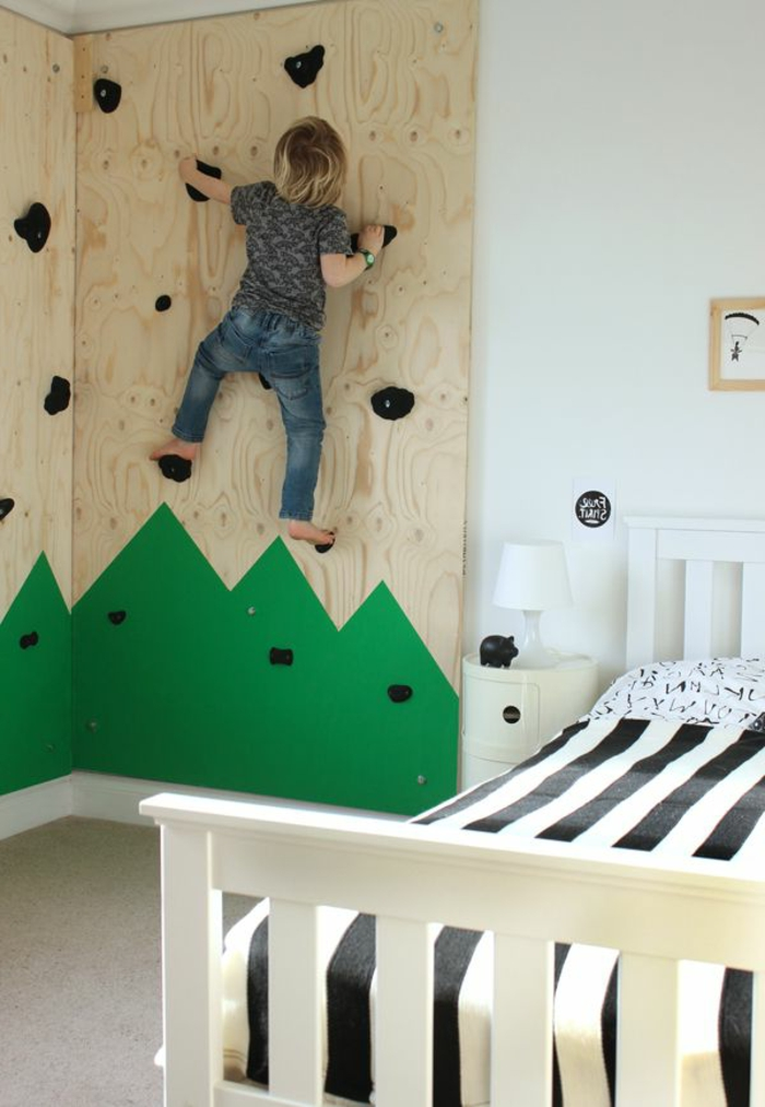 tapeten-für-babyzimmer-jungen-ideen