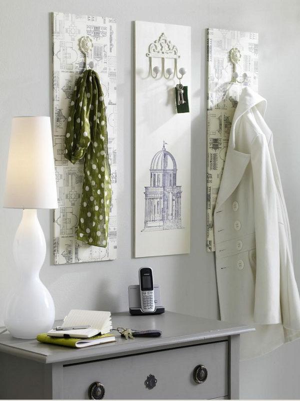 Garderobe Ideen 19 Ausgefallene Aufhange Moglichkeiten