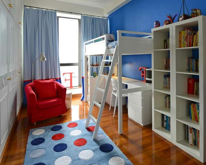 wanddekoration-für-jungenzimmer-coolen-raum-einrichten