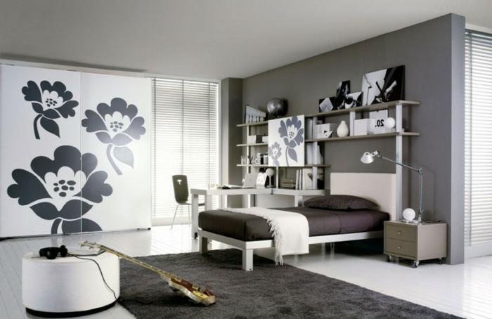 Schlafzimmer Farben Wnde ~ Interieurs Inspiration
