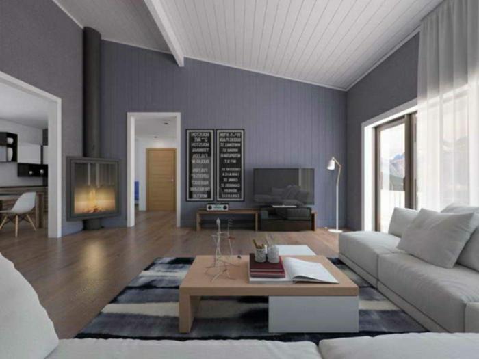 wandfarben-beispiele-wohnzimmer-modern-mit-grauen-wänden-gestalten