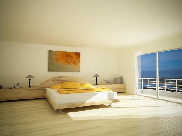 wandfarben-ideen-helle-nuancen- wunderschöner balkon