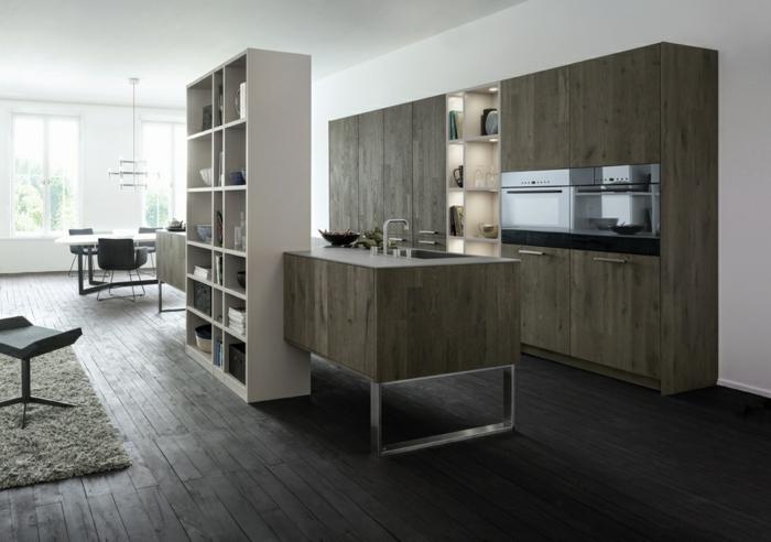 wandfarben-palette-große-küche-in-grau