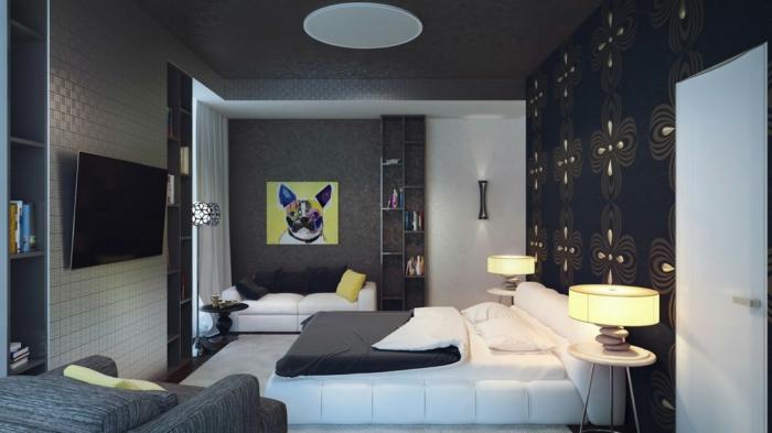 wandfarben-palette-schlafzimmer-grau