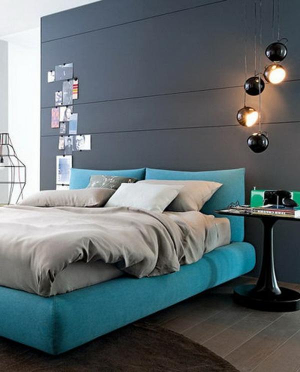 Wandfarben-schlafzimmer-grau