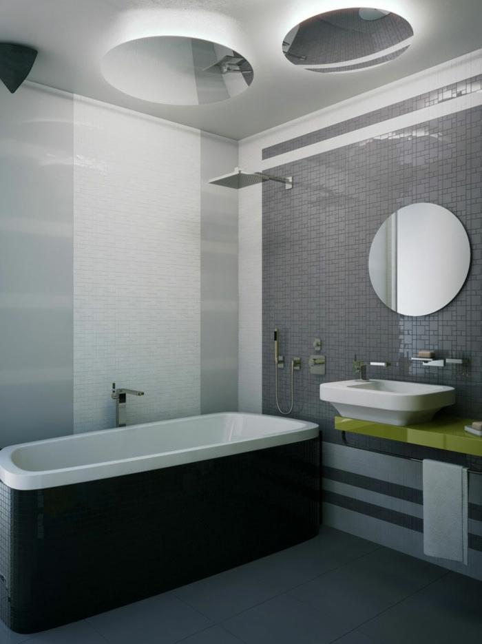 wandgestaltung-grau-badezimmer-sehr-schön