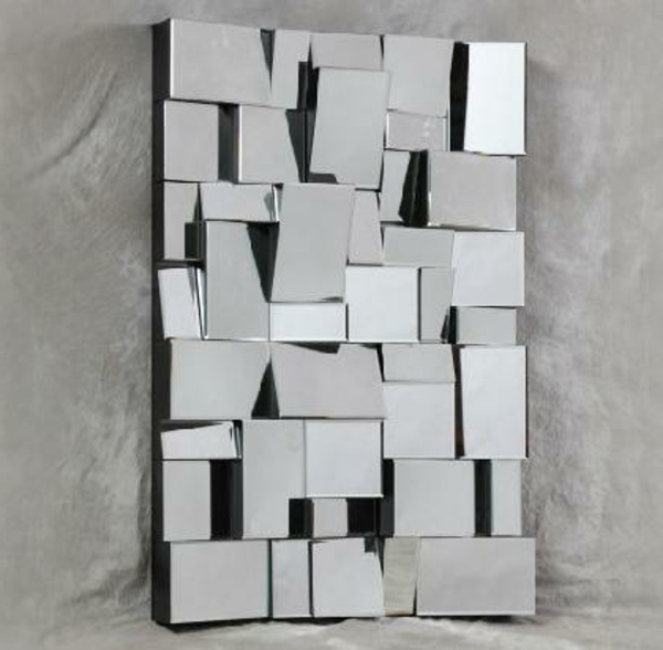 Moderne spiegel 37 kreative designs - Wandspiegel design ...