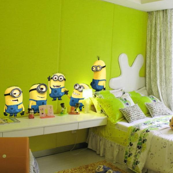 Kinderzimmer Deko Selber Machen Jungen Dschungel Gestalten