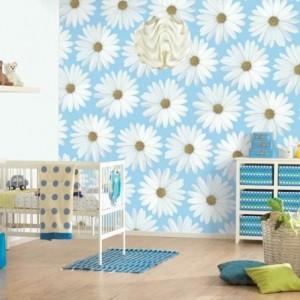 Babyzimmer Tapeten - 27 kreative und originelle Ideen