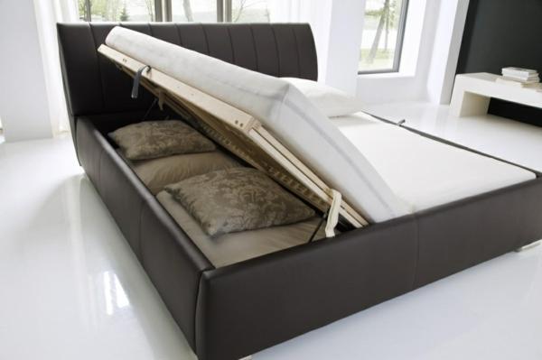 weiße-matratze-polsterbett - sehr schön