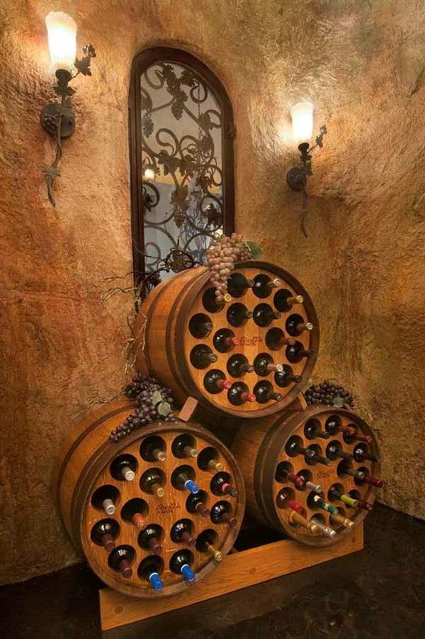 Weinregale Holz Selber Bauen ~   dafür, wie man ein Weinregal selber bauen könnte Genießen Sie es