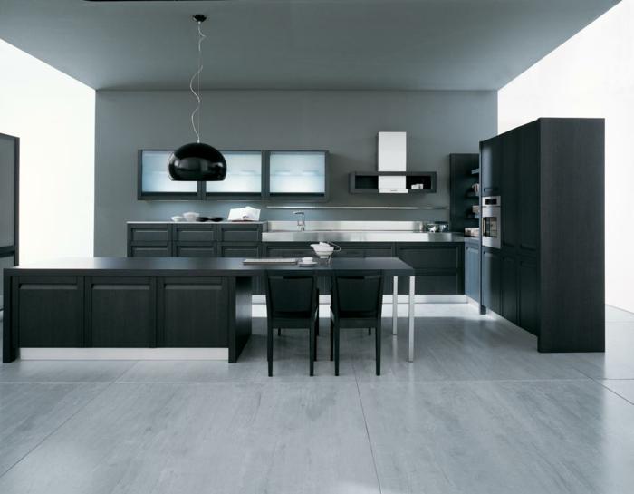 wohnbeispiele-wohnzimmer-schöne-graue-wandfarbe