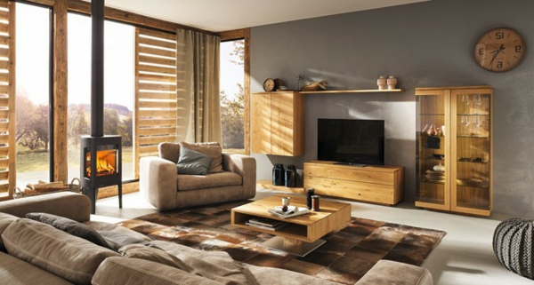Esszimmer Wandfarbe: Taupe Farbe Wandfarbe. Interview Wie Findet ... Farbe Taupe Wohnzimmer