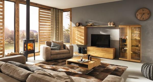 taupe wohnzimmer: geholfen haben. Die taupe Wandfarbe ist eine der besten Varianten