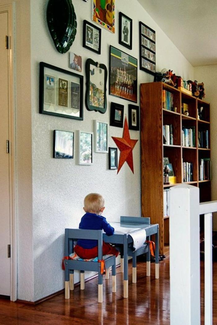 Wunderschönen Kinderschreibtisch Selber Bauen Moderne Ideen Diy Schreibtisch  ...