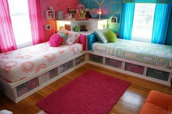 kinderzimmer gestalten junge und mdchen – babblepath, Wohnzimmer dekoo
