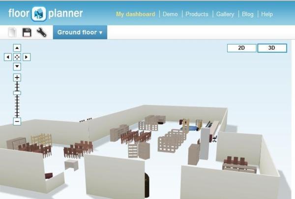 3d zimmerplaner die neue tendenz bei der wohngestaltung for Floorplanner software
