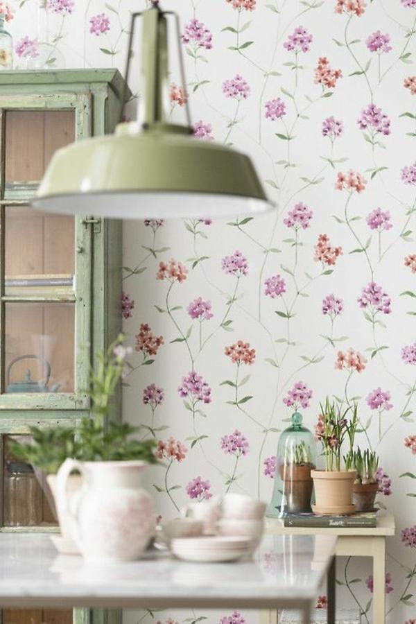 Küchentapeten-Beispiele-floral-5
