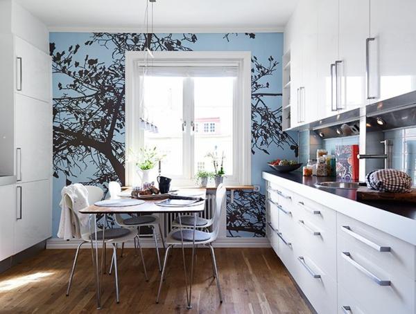 Kreative Kuchentapeten Beispiele Fur Kreative Hausfrauen
