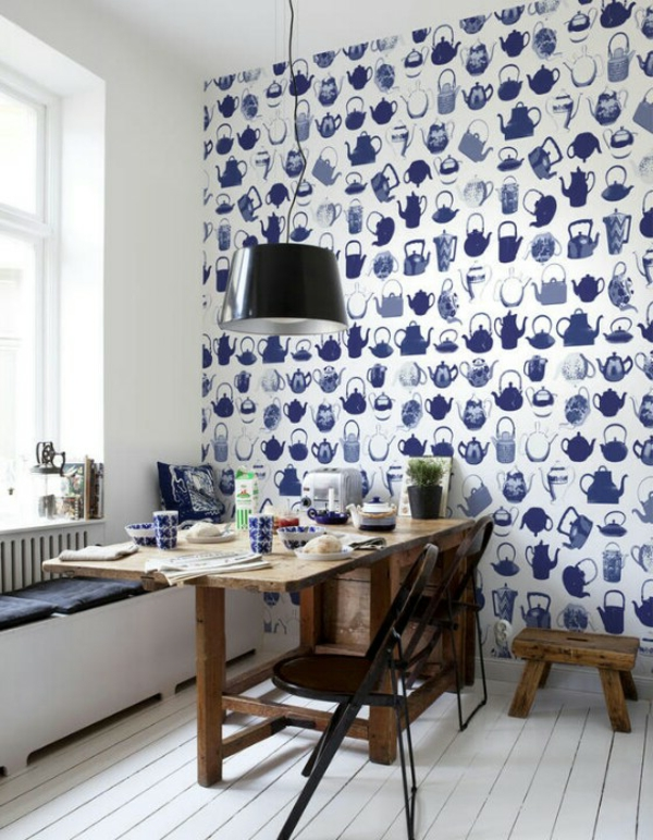 kreative k chentapeten beispiele f r kreative hausfrauen. Black Bedroom Furniture Sets. Home Design Ideas
