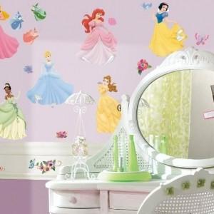 Kinderzimmerwände gestalten - Machen Sie es zauberisch!