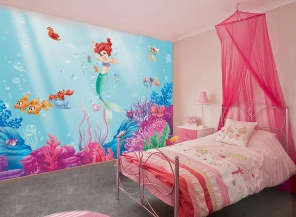Kinderzimmerwande Gestalten Machen Sie Es Zauberisch Archzine Net