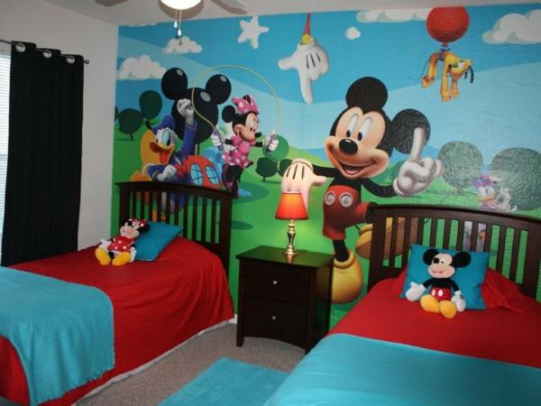 Beaufiful Micky Maus Kinderzimmer Images >> Micky Maus Kinderzimmer ...