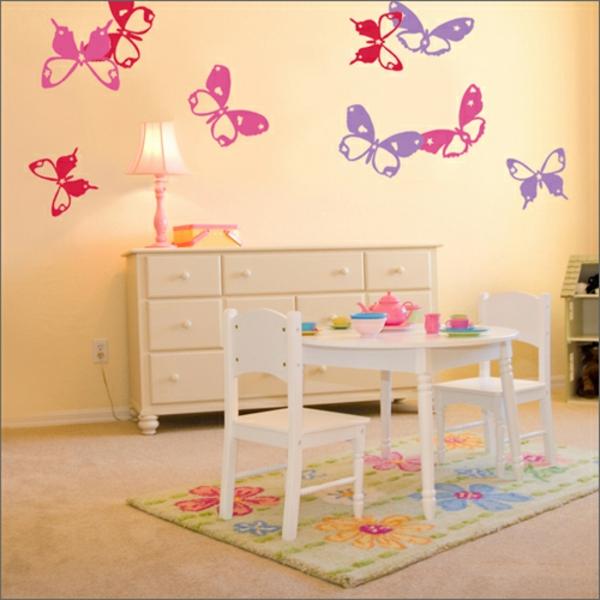 Mädchen-Accessoires-Schöne-Schmetterlinge