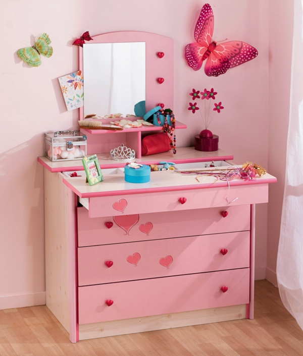 10 m dchen accessoires f r ein s es m dchenzimmer. Black Bedroom Furniture Sets. Home Design Ideas