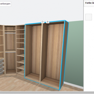 Schrankplaner Ikea - planen Sie Ihren Traumschrank!