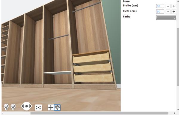 Schrankplaner Ikea - planen Sie Ihren Traumschrank! - Archzine.net