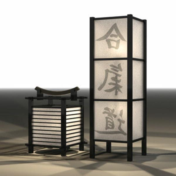 Orientalische lampen f r ein exotisches ambiente im zimmer for Asiatische lampen