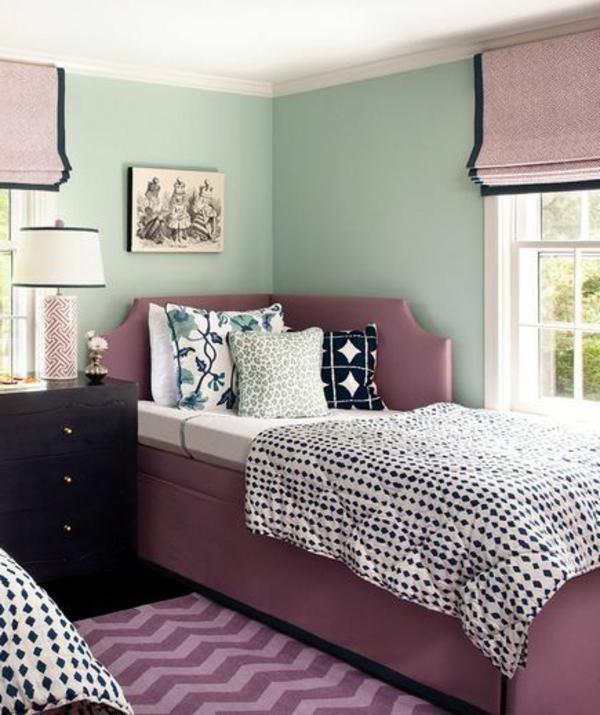 aufbewahrungsideen für das schlafzimmer – vorschläge wie man, Schlafzimmer entwurf